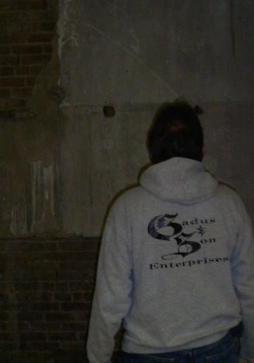 Gadus logo sweatshirt